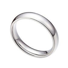 US Seller 2 mm Stainless Steel Comfort Fit Ring Size 2-11 Half Size SR142