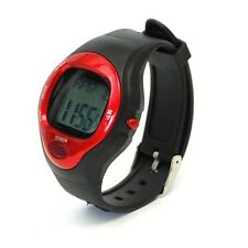 Infrared Pulse Heart Rate Monitor Calories Counter Fitness Watch Sports Watch
