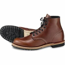 Red Wing  Mens Boots 9016 Beckham Round Toe Classic Dress Cigar Featherstone