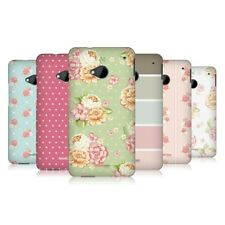 HEAD CASE FRENCH COUNTRY PATTERNS SNAP-ON BACK COVER FOR HTC ONE