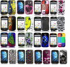 Design Cover Case for Samsung Galaxy S Relay 4G T699 / SGH-T699 Blaze Q Phone