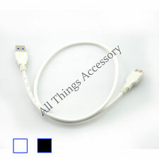 Samsung Usb 21-pin Cable For Galaxy S5,galaxy Note 3 Data Sync Charger 0.60cm