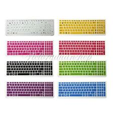 """Silicone Keyboard Skin Cover Protector For 15.6"""" ASUS R510 R510CA R510LA Hotsale"""