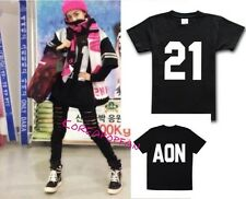 2ne1 dara cl T-shirt All or Nothing Kpop New