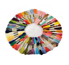 10~50X Anchor Cross Stitch Embroidery Thread Floss Skeins Knittin Multi Color