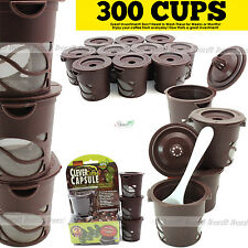 Keurig K-Cups Refillable Coffee Cup Espresso Reusable Filter For Most Machines