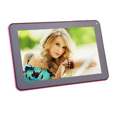 """IRULU 9"""" Android 4.2 8GB Tablet PC Cortex-A7 Dual Core/Cam WiFi Pink + TF Card"""