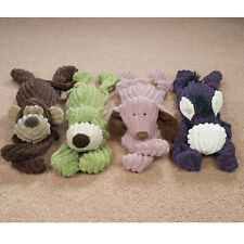 Corduroy Critters Dog Toys