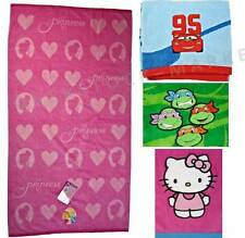 "NEW! CHILDRENS OVERSIZED BEACH TOWEL! VARIETY OF STYLES & COLORS 34""x63"""