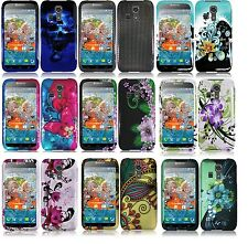 Design Faceplate Hard Cover Case for Kyocera Hydro Icon C6730 LIFE C6530N Phone
