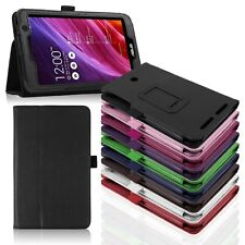 For ASUS MeMO Pad 7 ME176CX /ME176C 7-Inch Tablet Folio Leather Stand Case Cover
