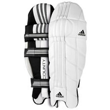 Adidas CX11 County Junior & Youth Cricket Batting Pads rp£55 All Sizes/Dexterity