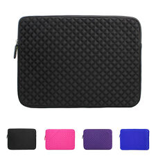 "Portfolio Sleeve Cover Case Pouch Bag For 13.3""~14"" Chromebook/Ultrabook/Laptop"