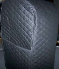 Black (or your color choice) Quilted Fabric KitchenAid Vortex Blender Cover NEW