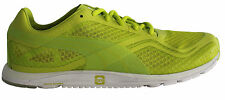 Puma Faas 100 R Glow  Womens Girls Lime Mesh Lace Running Shoes 187012 01 D34