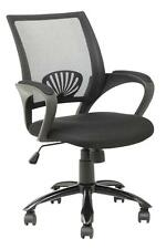 New Black/Red/White Ergonomic Mesh Computer Office Desk Task Chair w/Metal Base