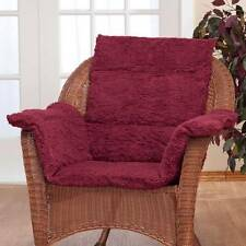 Sherpa Comfy Cushion - Works Great in Wheelchairs Too