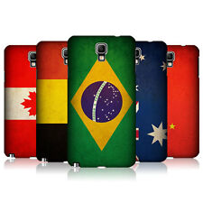 HEAD CASE VINTAGE FLAGS SET 1 BACK COVER FOR SAMSUNG GALAXY NOTE 3 NEO N7505