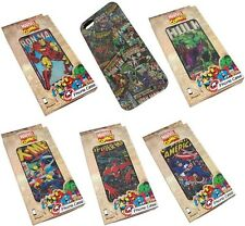 Marvel Comics iPhone 5 / 5s Case Wolverine / Spiderman / Hulk / Iron Man - New