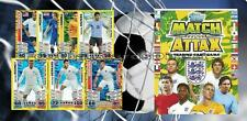Topps Match Attax ENGLAND/ WORLD STARS 2014 World Cup- MANAGER CARDS