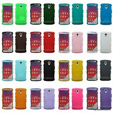 For LG Volt LS740 Add-On Rocker Silicone Rubber Skin Case Cover