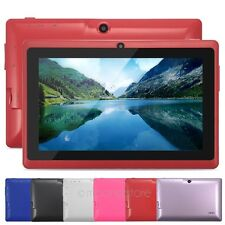 """Q88 7"""" Android 4.4 Allwinner A23 Dual Core 1.5GHz Dual Camera WIFI Tablet PC"""