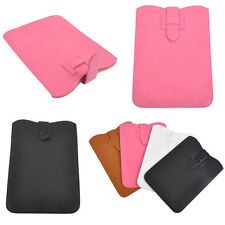 """7'' Pu Leather Tablet Sleeve Case Pouch Bag For iPad 2 3 4 Air Tablet  8"""" 7"""""""