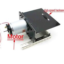 Table Saw Mini Cutting Machine Miniature Low Noise Woodworking Saws For Robotic