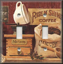 Switch Plates And Outlets - Country Store Coffee - Kitchen Home Decor