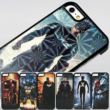 Super Hero Marvel Spiderman Transformers Case cover skin for iPhone 5 5G 5S 6th