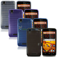 For ZTE MAX N9520 Boost Mobile Phone Soft GEL TPU Case Cover Skin Accessory