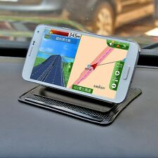 Jelly Sticky Pad Mat Vehicle In-Car Dash Mount Holder Stand for Smart Cell Phone