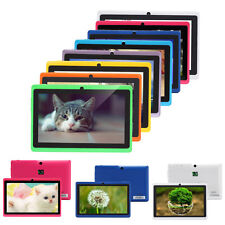 "16GB Multi-Color iRulu 7"" Tablet PC Android 4.2 Dual Core A23 1.5GHz Dual Camera"