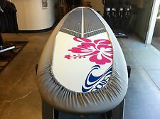"SUP Paddle Board UV quick cover 9'6""-11' SUP Paddleboard/Surfboard Made in USA"