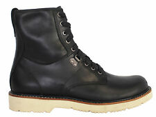 Timberland Abington Quarryville Tall Leather Black Lace Up Mens Boots(6759R U84)