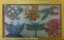 SCREEN SAVERS for Patio Door Magnets Sun Hummingbird Dragonfly Butterfly Free SH