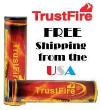 TrustFire 18650 3.7v Li-ion Rechargeable 3000mAh Protected Battery - MOD - New!