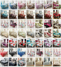 """Designer Bedroom Curtain Pairs, Fully Lined Pencil Pleat Curtains, 66"""" x 72"""""""