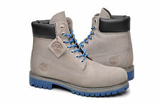 Timberland Men's Boot 6 Inch Premium 6325A Grey Blue