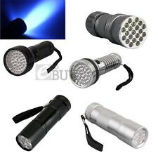 51LED UV Ultra Violet Blacklight Flashlight Torch Lamp Light