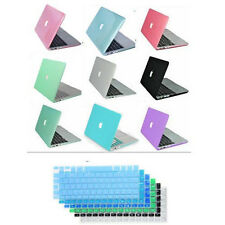 "Rubberized Matte Hard Case Cover For Macbook Air 11""13"" Pro 13/15"" Retina Laptop"