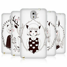 HEAD CASE MAIDENS OF THE WILD TPU SKIN BACK CASE FOR SAMSUNG GALAXY NOTE 3 N9002