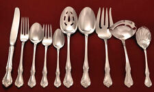 Reed & Barton COTTAGE ROSE Elite Silver Plated Silverware Flatware Pieces CHOICE