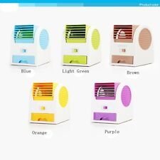 Air Conditioning Aroma Fan Perfume Seat Fan USB Power & Battery Supply