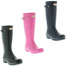 Hunter Original Kids Wellington Boots Boys / Girls Sizes UK 3-5 NOT IN BOX