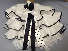 DREAM BABY ROMANY WHITE BLACK  FRILLY KNICKERS PANTS  ALL  SIZES  AVAILABLE