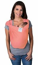 Baby K'tan Active Wrap Double Sling Infant Carrier Coral XS / S / M / L / XL