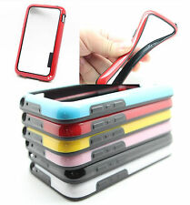 TPU Double color Soft Rubber Impact Bumper Case Cover For VARIOUS Mobile Phones