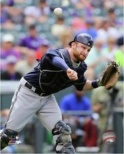 Jonathan Lucroy Milwaukee Brewers 2014 MLB Action Photo (Select Size)
