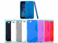 S-Line Wave Slim Soft TPU Gel Cover Case Skin for 4.7 Inch Apple iPhone 6